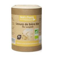 Nat&form Eco Responsable Levure De Bière Bio Comprimés B/90 à Talence