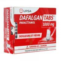 Dafalgantabs 1 G Cpr Pell Plq/8 à Talence