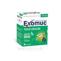 Exomuc 200 Mg, Granulés Pour Usage Oral En Sachet 15 Sachets/2g à Talence