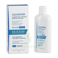 Ducray Squanorm Shampooing Pellicule Grasse 200ml à Talence