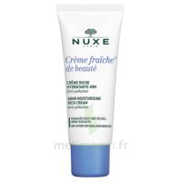 Crème Fraiche® De Beauté - Crème Riche Hydratante 48h Et Anti-pollution30ml à Talence